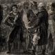 DÉTAILS 04   Révolution française - Entrevue de Marat et de Dumouriez (16 octobre 1792) -  Bourbotte Député