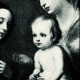 DETAILS 01 | Vatican Museums - Pinacoteca Vaticana - The Mystical Marriage of Saint Catherine of Alexandria (Bartolomé Esteban Murillo)