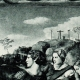DÉTAILS 03   Galerie Borghèse - Jésus Christ - La Déposition de Croix - La Descente de Croix (Raphaël - Raffaello Sanzio)