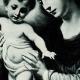 DÉTAILS 01   Galerie Borghèse - Madone - La Vierge avec L'Enfant Jésus (Carlo Dolci)