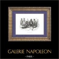 Histoire de Napoléon Bonaparte - Batterie des Sans Culotte (Toulon 1793) - Guerres de la Révolution française - Siège de Toulon