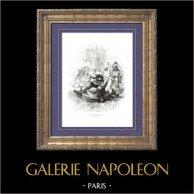 Histoire de Napoléon Bonaparte - Pâques Véronaises (Mai 1797) - Campagne d'Italie - Insurrection Vénitienne contre l'Armée d'Italie de Bonaparte