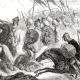 DÉTAILS 02   Histoire de Napoléon Bonaparte - Guerres Napoléoniennes - Bataille des Pyramides (1798) - Campagne d'Égypte