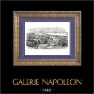 Geschichte von Napoleon Bonaparte - Koalitionskriege - Schlacht bei Marengo (1800)