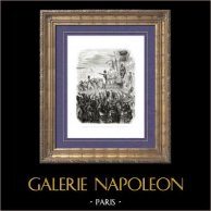 Historia Napoleona Bonaparte - Wojny Napoleońskie - Napoleon w Obozie Boulogne (1804) - Legion Honorowy