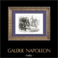 Geschichte von Napoleon Bonaparte - Napoleonische Kriege - Koalitionskriege - Die Schlacht von Borodino (1812) - Feldzug in Russland