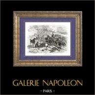 Geschichte von Napoleon Bonaparte - Napoleonische Kriege - Koalitionskriege - Die Schlacht von Borodino (1812)