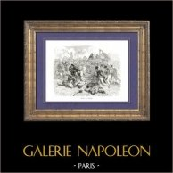 Histoire de Napoléon Bonaparte - Guerres Napoléoniennes - La Bataille de Lutzen (1813)