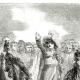 DÉTAILS 02   Histoire de Napoléon Bonaparte - Cent-Jours - Napoléon au Champ de Mai sur le Champ de Mars (1815)