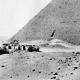 DÉTAILS 01   Egypte Antique - Egyptologie - Nécropole - La Grande Pyramide de Gizeh - Pyramide de Khéops