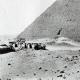 DÉTAILS 02   Egypte Antique - Egyptologie - Nécropole - La Grande Pyramide de Gizeh - Pyramide de Khéops
