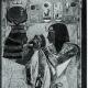 DÉTAILS 01 | Egypte Antique - Egyptologie - Nécropole - Hiéroglyphes - Bas-Reliefs de Séthi Ier et Hathor dans le Temple Funéraire du Roi Séthi Ier à Abydos