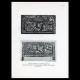 DÉTAILS 03   Egypte Antique - Egyptologie - L'Art Egyptien - Meubles Anciens - Coffrets - Tombeau de Toutânkhamon (Vallée des Rois)