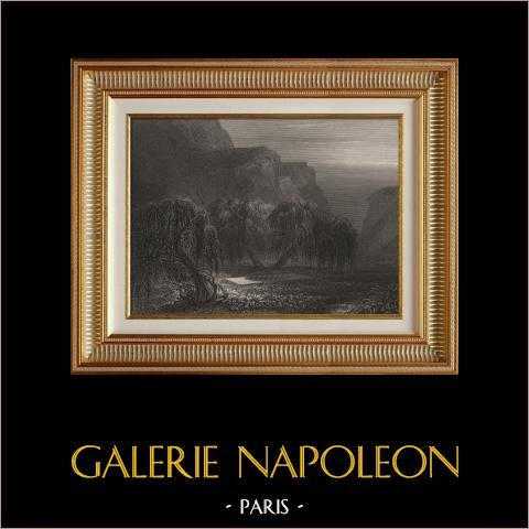 Napoleon Bonaparte na Wyspie st. Helena (1821) |