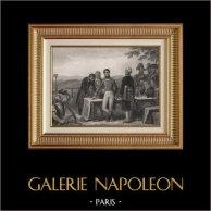 Napoleon Bonaparte - Saint Quentin Channel - Waterway - France (1802)