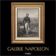 Portrait of Louis-Gabriel Suchet - Napoleon's General - Marshal of France (1770-1826)
