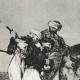DÉTAILS 01 | La Tauromachie - Corrida en Espagne - Torero Maure à Cheval  (Francisco de Goya y Lucientes)
