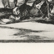 DÉTAILS 04 | La Tauromachie - Corrida en Espagne - Torero Maure à Cheval  (Francisco de Goya y Lucientes)