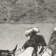 DÉTAILS 01   La Tauromachie - Corrida en Espagne - Torero Maure  (Francisco de Goya y Lucientes)
