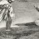 DÉTAILS 02   La Tauromachie - Corrida en Espagne - Torero Maure  (Francisco de Goya y Lucientes)