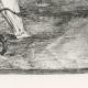 DÉTAILS 04   La Tauromachie - Corrida en Espagne - Torero Maure  (Francisco de Goya y Lucientes)