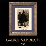 Le Buveur d'Absinthe (Edouard Manet)