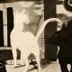 DÉTAILS 01 | Le Rendez Vous des Chats - Croquis d'Affiche (Edouard Manet)