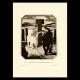 DÉTAILS 03 | Le Rendez Vous des Chats - Croquis d'Affiche (Edouard Manet)