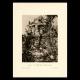 DETTAGLI 03 | Ragazza in Giardino a Bellevue - Jardin de Bellevue (Edouard Manet)