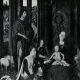 DETAILS 01   Exterior shutters of Triptych - The Mystical Wedding (Hans Memling or Memlinc)