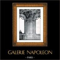 Salon - Princesse de Soubise - Ancien Hotel de Rohan Soubise - Palais des Archives Nationales - Paris