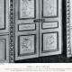 DÉTAILS 01 | Porte de Château - Grande Peinture - Louis XVI - Style de Salembier - Hotel Rue Neuve des Mathurins Paris