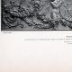 DÉTAILS 01 | Décoration d'un Dessus de Porte - Bois Sculpté - Frise - Médaillon - Rinceaux - Epoque Louis XVI