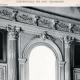 DETAILS 02 | Mirror - Decoration - Mascaron - Columns - Corinthian Order - XVIIème Siècle - Grand Trianon - Château de Versailles