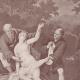 DETAILS 03 | Female Nude - Erotica - Curiosa - Susanna and The Two Elders (Frans van Mieris de Oudere)