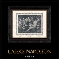 Nu Artistique - Erotica - Curiosa - Les Quatres Saisons (Guido Reni)