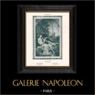 Nu Artistique - Erotica - Curiosa - Cupidon - L'Amour Berger (Maillard)
