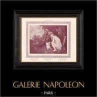 Female Nude - Erotica - Curiosa - Jupiter and Antiope (Peter Paul Rubens)