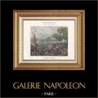 Napoleon Bonaparte - French Revolutionary Wars - Crossing of the Rhine - Kléber - Lejeune - Dejean (1795)
