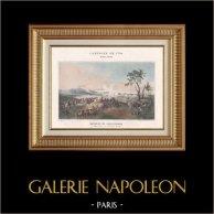 Napoleon Bonaparte - French Revolutionary Wars - Battle of Castiglione - Bonaparte -  Masséna - Augereau - Wurmser (1796)