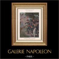 Napoleon Bonaparte - French Revolutionary Wars - Duhesme at the Battle of Dirsheim - Rhine - Moreau - Austria (1797)