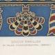 DETTAGLI 01   Mattone Smaltato nel Palazzo di Ashurnasirpal (Nimrud)