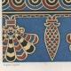 DETTAGLI 02   Mattone Smaltato nel Palazzo di Ashurnasirpal (Nimrud)