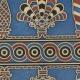 DETTAGLI 03   Mattone Smaltato nel Palazzo di Ashurnasirpal (Nimrud)