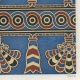 DETTAGLI 04   Mattone Smaltato nel Palazzo di Ashurnasirpal (Nimrud)