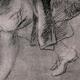 DÉTAILS 03   Etude pour la Conversation à la Mode - Esquisse - Dessin - Le Jardin d'Amour (Peter Paul Rubens)