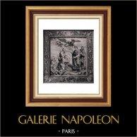 Tapestry - Constantine Emperor of Rome - Constantinople (Carton de Rubens)