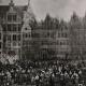 DÉTAILS 02   Garde Bourgeoise sur la Place de Meir à Anvers en 1673 (van Eyck)