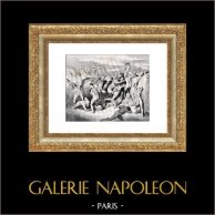 Dante's Hell 23 - Gustave Doré - The Divine Comedy - Torture - Demon - Devil - Male Nude