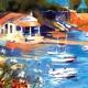 DETALLES 03 | Francia - Provence - Paisaje de Provenza - Riviera Francesa - Marine - Puerto sobre el Mediterráneo